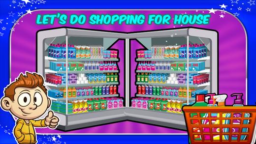 超市杂货收银员 - 收银机游戏