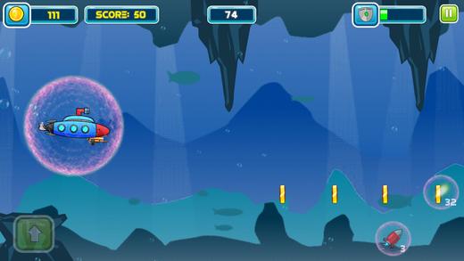 潜艇射手免费游戏