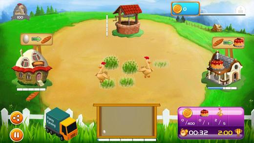 开心疯狂农场 - 模拟经营游戏