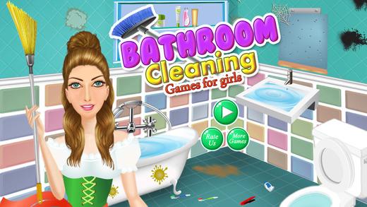 洗澡间清洗