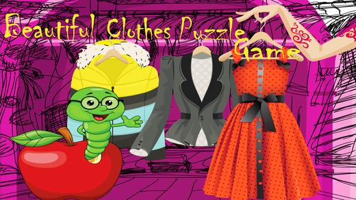 漂亮的衣服益智游戏