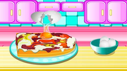 欧式面包与披萨--免费烹饪游戏