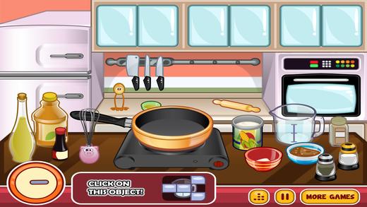 芭比厨房:特级猪扒