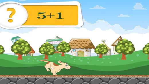 数学天才游戏!