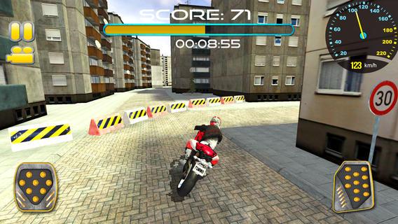 都市赛车之极速摩托拉力赛 免费