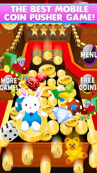 硬币  推土机   推  机   :  金色的  硬币  下降  亲