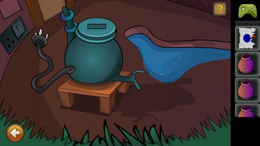解谜逃脱游戏:逃出陶器制作房间