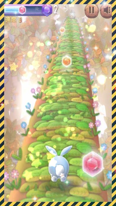 超级冒险兔子跑酷游戏中文复刻版