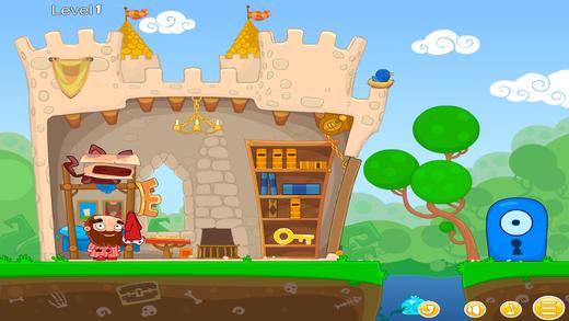 国王的冒险之旅-解放想象力找钥匙