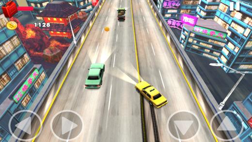 交通漂移车手赛车游戏