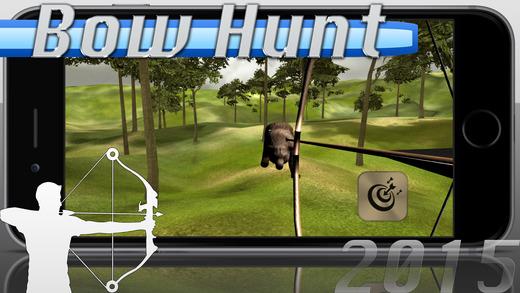 3D 大熊弓岛狩猎模拟器-真正的狙击手俱乐部 2015