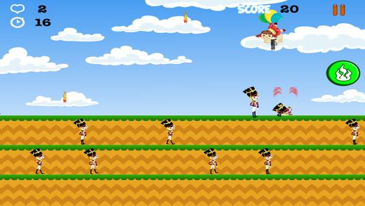 气球娃娃波普尔 - 真棒射击游戏的孩子 支付