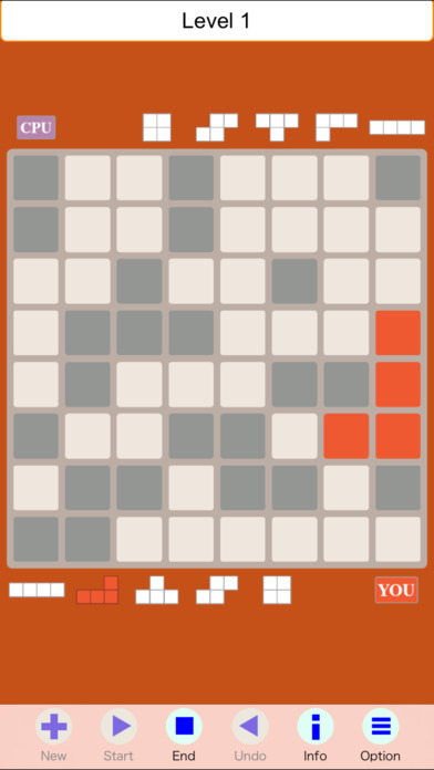 方块棋 - Block Chess