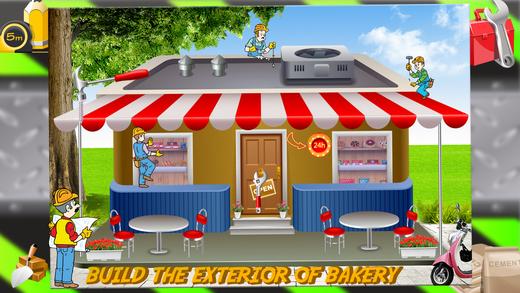 建立一家面包店 - 店铺建设者