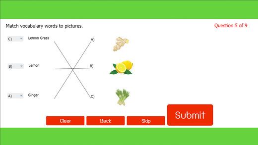 学习英语词汇第7课:为孩子们的学习教育游戏和初学者免费