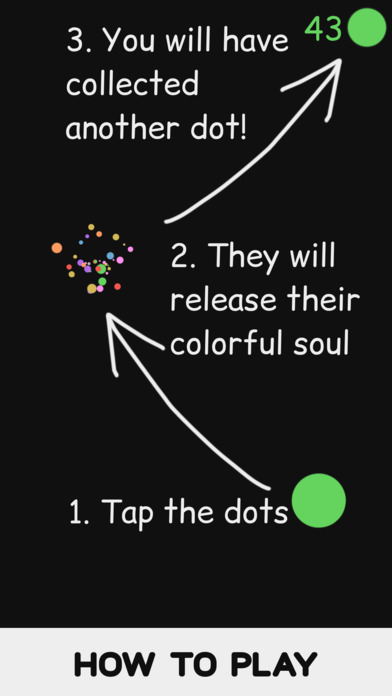 Colots! 收集随机颜色点