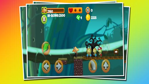 武士大战僵尸 - 忍者仙女和武士战斗的跑跳冒险免费游戏