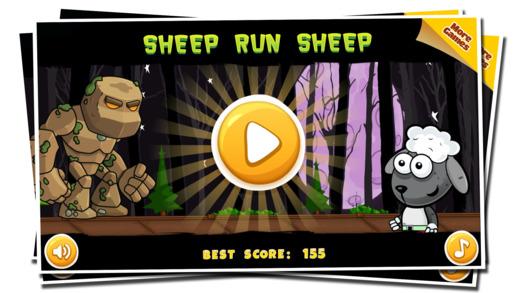羊运行羊 - 亚军游戏