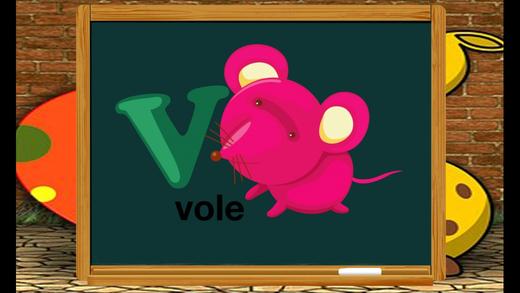 ABC有趣的游戏为孩子学习英语词汇