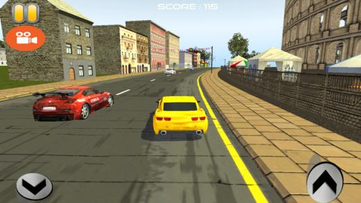 海滩城市汽车超级赛车模拟