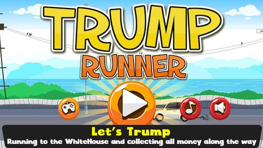 特朗普亚军百万富翁短跑转储很忙