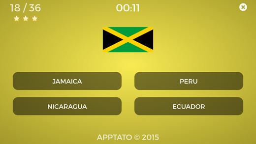 北美和南美的国家 (完整版)