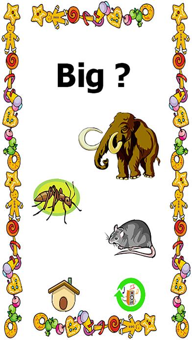 形容词游戏的幼儿园和一年级的阅读