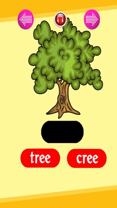 学习英语词汇K.2:学习为孩子和初学者的免费教育游戏