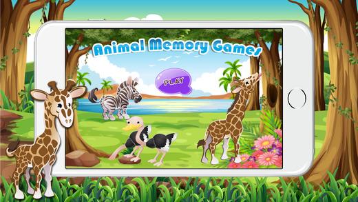 動物拼圖為學齡前兒童和孩子