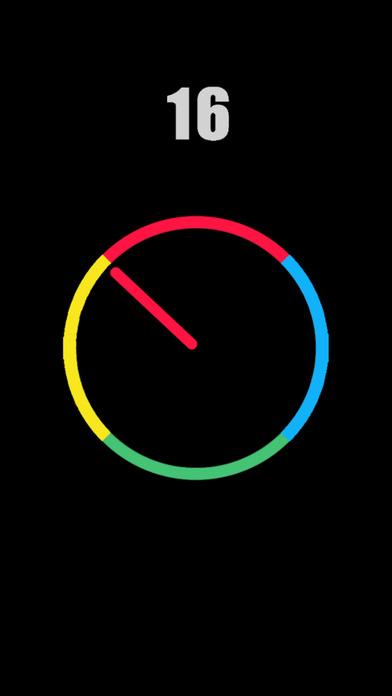 Color Circle Switch Pop 彩色转圈