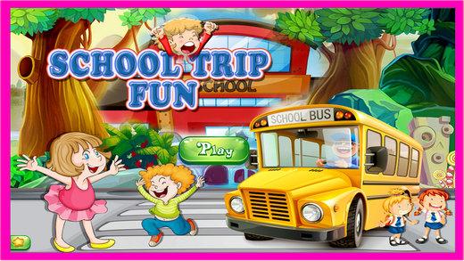 学校旅行的乐趣 - 小露营车巴士的冒险