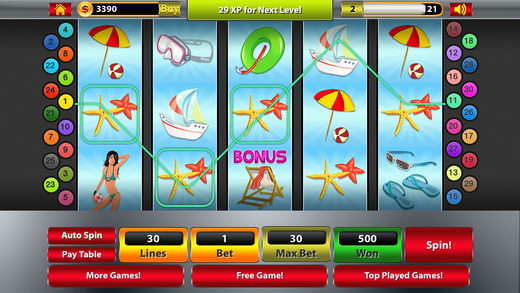 拉斯维加斯派对女孩插槽 - 幸运大奖赌场老虎机和免费奖金