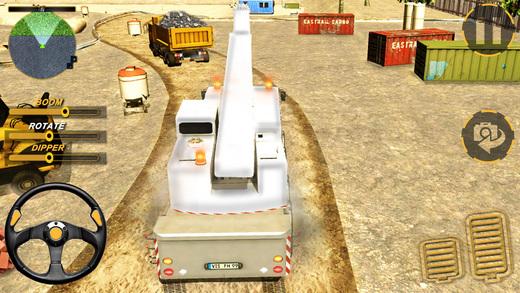 实用建筑机器模拟器3D