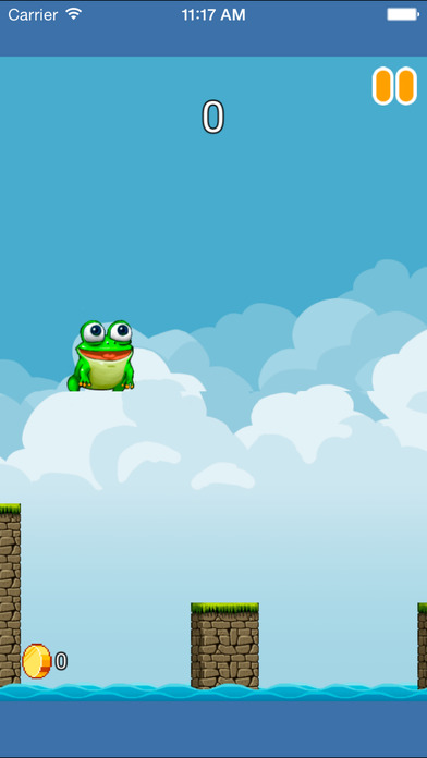 小跳蛙-青蛙跳