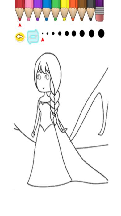 兒童圖畫書 - 可愛的卡通Nanaka