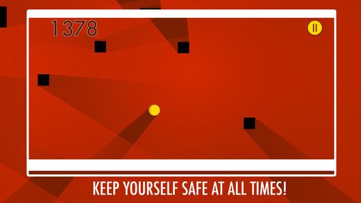 泡沫破灭球 - 不要打的几何形状免费