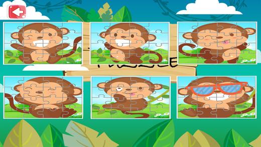 拼图游戏免费游戏為孩子們學習4