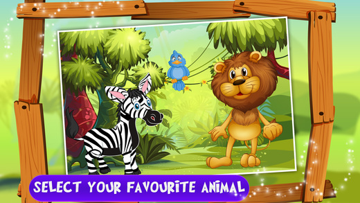 丛林动物沙龙编织-Wild宠物理发