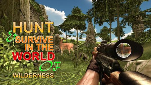 愤怒的鹿的猎人 - 大通追捕野生动物在此拍摄模拟器游戏