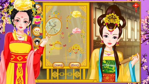 古代公主系列3-云歌装扮
