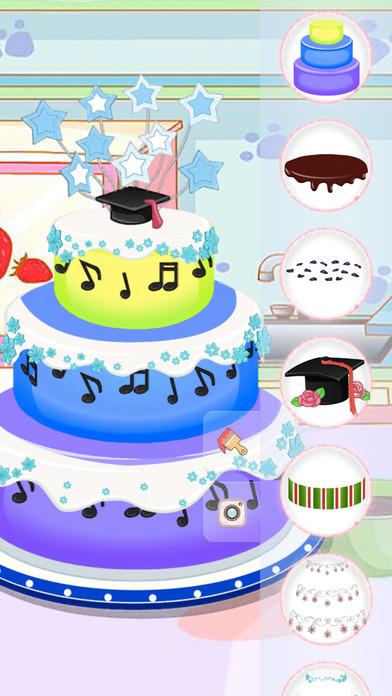 蛋糕游戏_ - 宝宝模拟做饭单机游戏