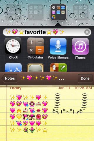 表情符号 - Emoji ☺☀☆☄ HD