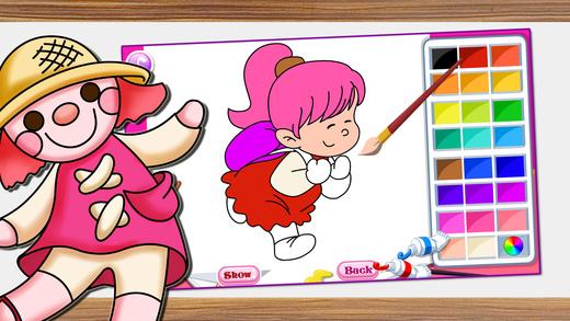 孩子们的填色书-宝贝涂色及颜色认知 ^oo^