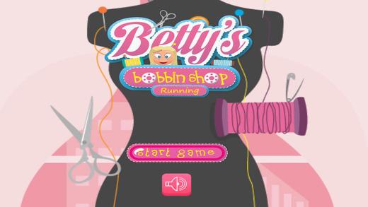 贝蒂的骨架完美的小商店 - 缝制要点运行冒险 Pro