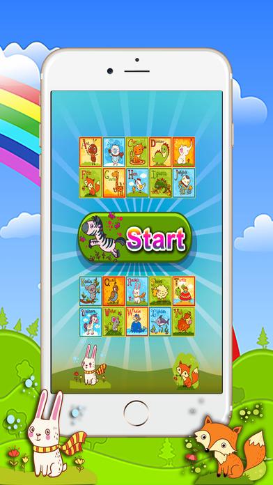 ABC幼儿园和幼儿园学习游戏
