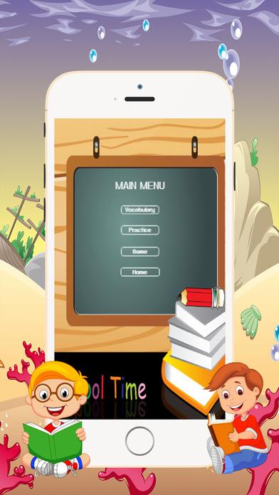 英语是有趣的3 - 语言学习游戏为孩子3-10岁学会阅读,说话和拼写