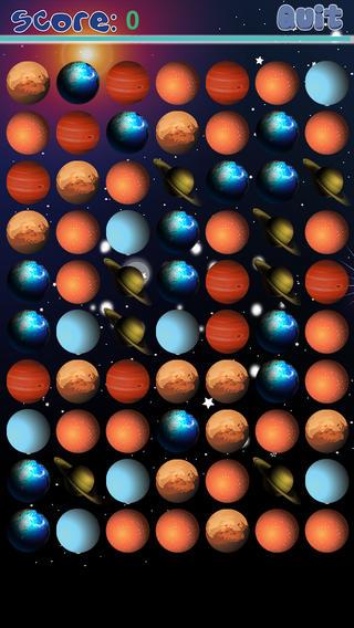 银河飞溅 - 第3益智游戏