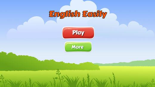 学英语很容易 口语