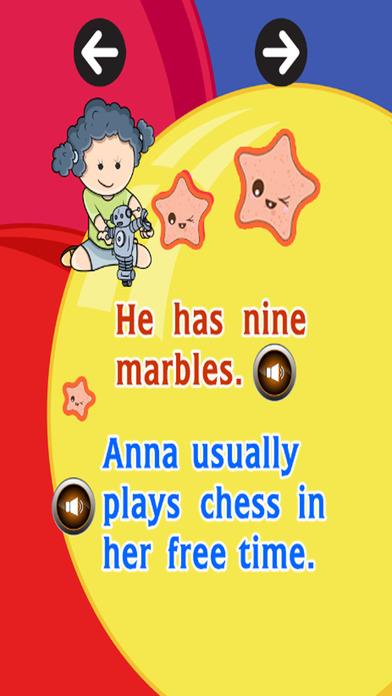 学习英语词汇课3:为孩子们的学习教育游戏