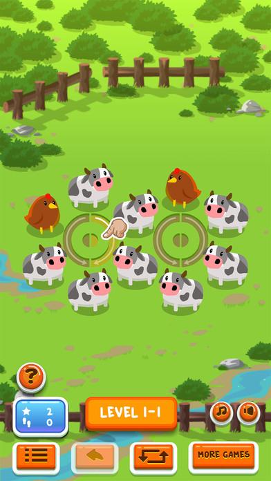 农场动物连连看